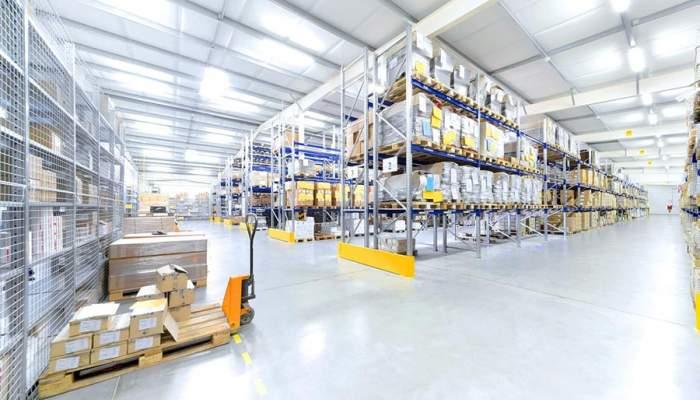 Henkel Warehouse