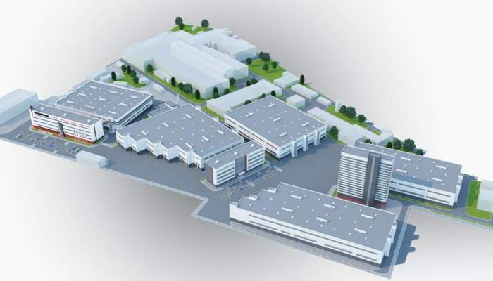 Technopark, Industrial Production
