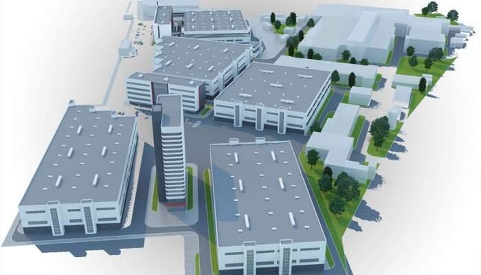 Technopark, Industrial Production